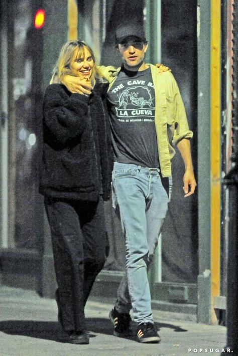 Are Robert Pattinson and Suki Waterhouse Dating?