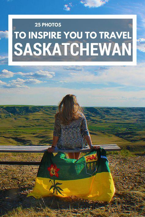 25 photos to inspire you to travel Saskatchewan, Canada.