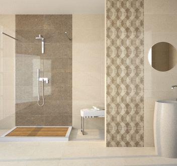 116 best Bathroom Tiles images on Pinterest   Bathroom tiling ...