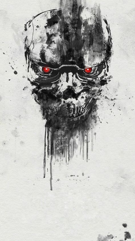 Terminator: Dark Fate (2019) Phone Wallpaper | Moviemania