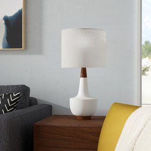 Midcentury Table Lamps Wayfair Table Lamp Contemporary Table Lamps Mid Century Table Lamp