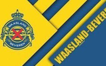 Waasland Beveren Of Belgium Wallpaper Sport Team Logos Team Logo Beveren