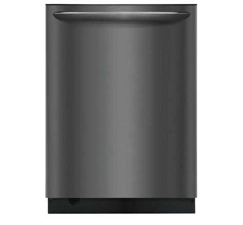Dishwasher In 2020 Built In Dishwasher Frigidaire Gallery Black Stainless Steel