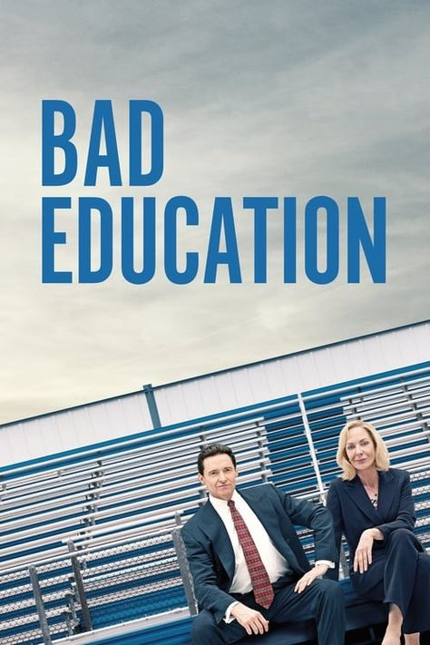 Bad Education Bad Education Hbo Films Hugh Jackman