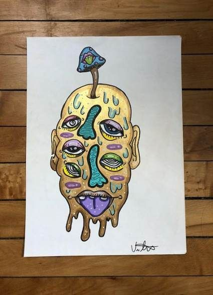 Best Drawing Tumblr Trippy Psychedelic 21 Ideas Drawing With