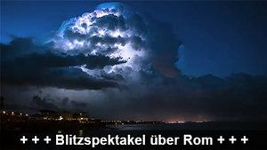 Faszinierendes Schauspiel In Italien Wetter Online