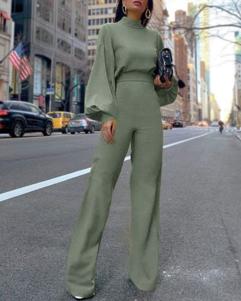 25 Latest Office & Work Outfits Ideas for Women - Work Outfits Women Mode Outfits, Stylish Outfits, Swaggy Outfits, Elegante Jumpsuits, Looks Chic, Mode Hijab, Mode Inspiration, Hijab Fashion Inspiration, Look Fashion