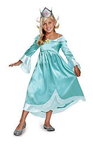 Rosalina Classic Costume Blue Medium (7,8) (Medium (7,8