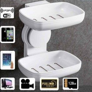 Wireless Hd 1080p Spy Bathroom Soap Box