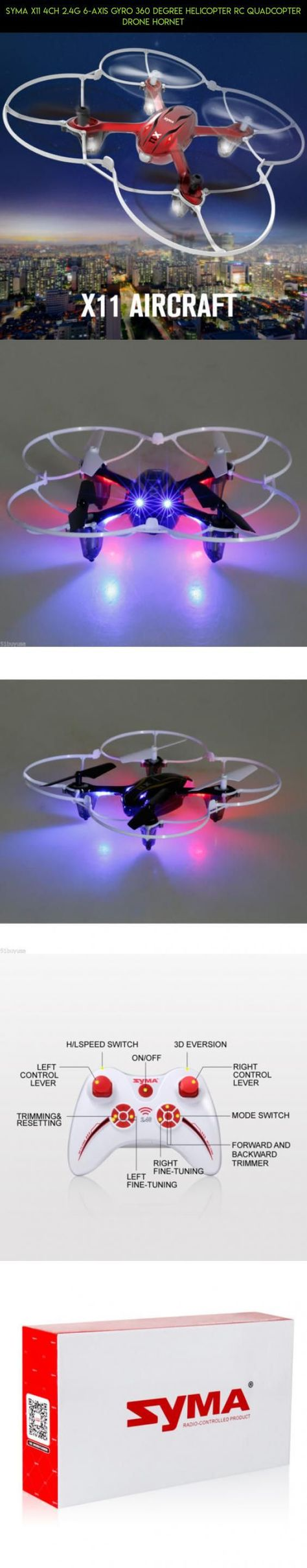 shopping Syma X11 4CH 2.4G 6-Axis Gyro...