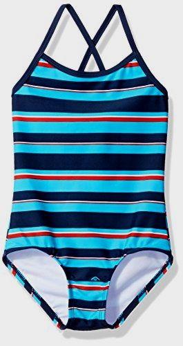 Kanu Surf Girls Layla Stripe Bikini Swimsuit