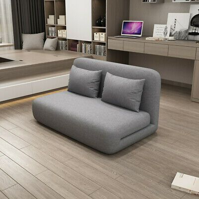 Portable Folding Lazy Sofa Chair Home Office Seat Sofa Sofa Bed Living Sofa Bed Living Room Folding Sofa Bed