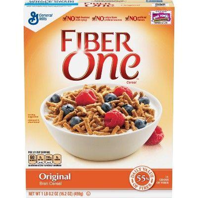 Fiber One Original Bran Breakfast Cereal 16 2oz General Mills