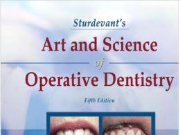 Sturdevant Art And Science Of Operative Dentistry Pdf