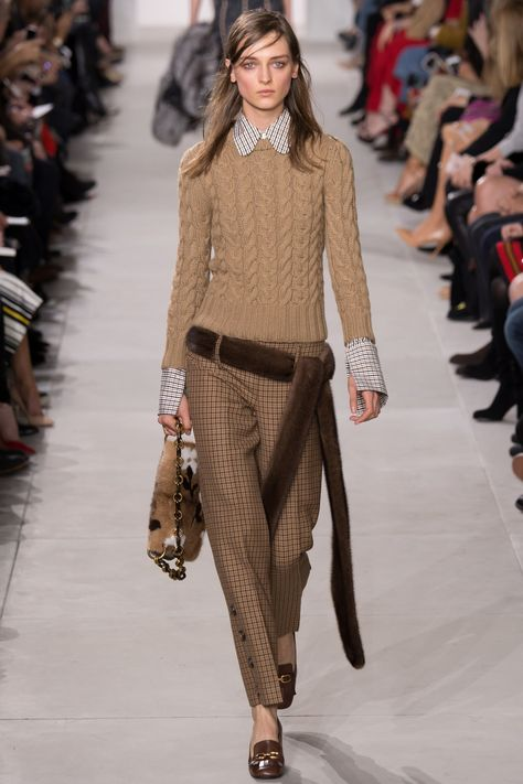 Michael Kors Collection, New York Fashion Week, Herbst/Winter-Mode