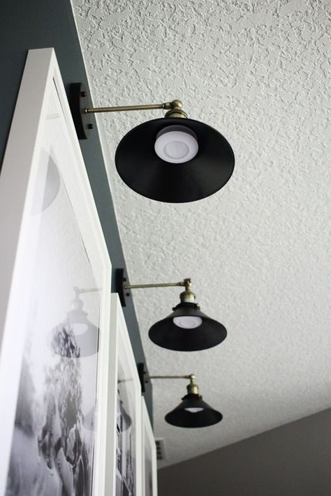 Install Wall Sconces Without Running Electrical - Within the Grove Install Wall Lights Without Running Electrical Wireless Wall Sconce, Plug In Wall Sconce, Mason Jar Wall Sconce, Black Wall Sconce, Outdoor Wall Sconce, Wall Sconce Lighting, Farmhouse Wall Sconces, Bathroom Wall Sconces, Wall Sconce Bedroom
