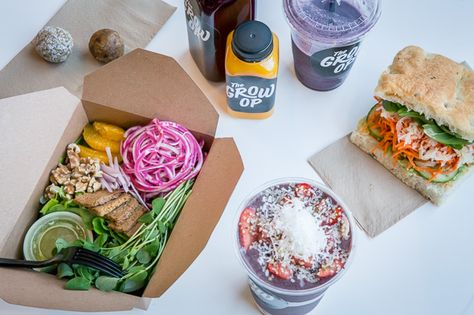 Healthy Takeout Toronto Takeout Restaurant Toronto Restaurants Food And Drink