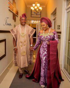 40 Yoruba Traditional Wedding Styles To Wow Idonsabi Traditional Wedding Attire African Wedding Attire Nigerian Traditional Dresses