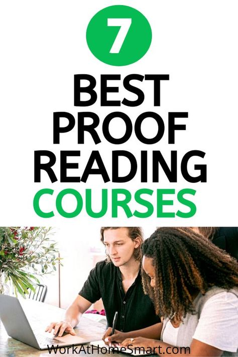 7 Best Proofreading Courses 2020
