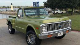 1972 Chevy Pickup Zu Verkaufen Chevrolet Truck Und Zu Verkaufen