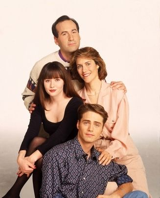 The Walshes {TS - Beverly Hills 90210}
