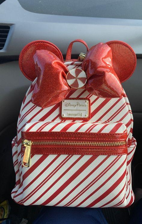 Disneyland Backpack, Cute Disney Outfits, Cute Mini Backpacks, Disney Wishes, Disney Purse, Disney Souvenirs, Disney Merchandise, Cute Bags, Backpack Purse
