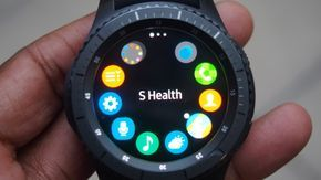 Samsung Gear S3 Tips And Tricks Get More From The Classic And Frontier Watch Tricks Technology Gadgets Gift Ideas Smart Watch
