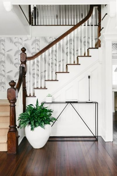 Colorful Greenwich Ct Prewar Family Home Tour Staircase Design