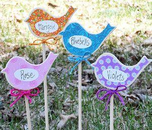 Spring Garden Crafts Cbaarch Com