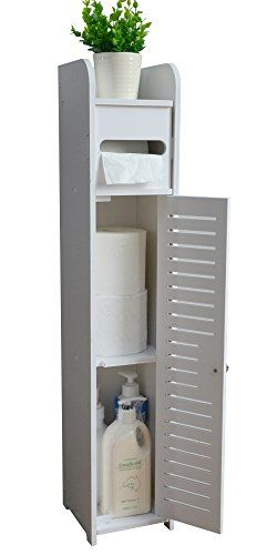 Shengshi Bathroom Cabinet White Shengshi Https Smile Dp B074zhclmd Ref Cm Sw R P White Bathroom Cabinets Bathroom Furniture Small Bathroom Storage