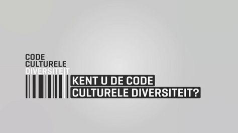 Code Culturele Diversiteit