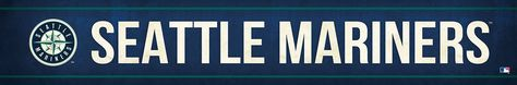 Seattle Mariners Street Banner