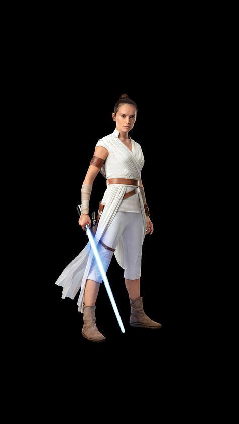 Star Wars: The Rise of Skywalker, Rey, Daisy Ridley, 2160x3840 wallpaper