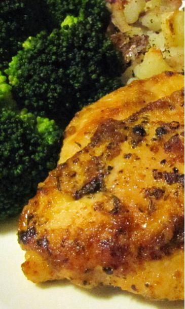 Marlene Koch Garlic Lime Chicken