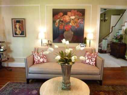 Fall Decorations Ideas Living Rooms Awesome Tall Silver Flower Vase Centerpiece Small Round Coffee Table Living Living Room Decor Rustic Living Room Decor Furniture Living Room Coffee Table