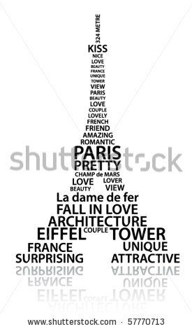 Google Image Result For Http Image Shutterstock Com Display Pic With Logo 344122 344122 1280052750 1 Stock Vector Abstract Eiffel T Eiffel Tower Eiffel Tower