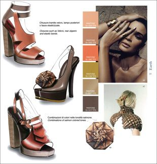 Shoes Trend Book S/S 2012 by Veronica Solivellas