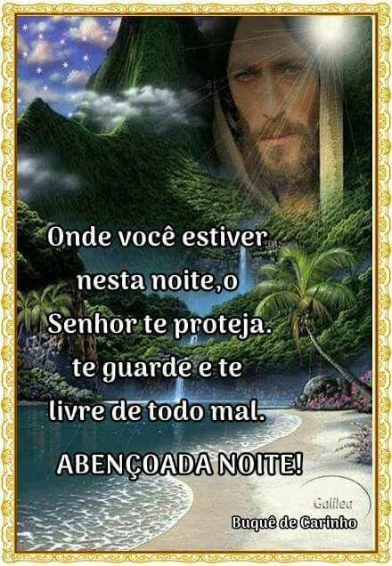 Amem Em Nome De Jesus Com Imagens Mensagem De Boa Noite
