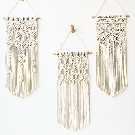 Theme:Bohemian Theme,Garden Theme,Tassel; Size  Weigh:33cm73cm  100g; Type:Wall Tapestries; Style:Hand Woven,Bohemia; Material:Cotton; Color:White; Hanging method:Hooks; Features:New Design,Creative; Shipping Weight:0.325; Net Weight:0.25; Listing Date:07/29/2020; Production mode:Self-produce; Special selected products:COD; Size:33273