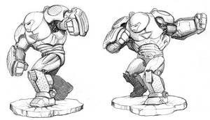 Ironman Hulkbuster By Martinorona Iron Man Hulkbuster Coloring Pages New Year Coloring Pages