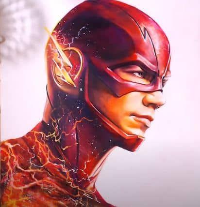 11++ Flash drawing ideas