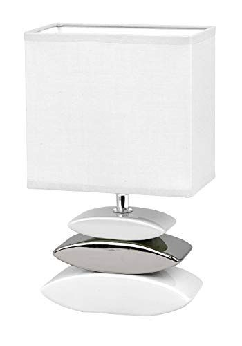 Honsel 53581 Lampada Da Tavolo Liner Bianco Honsel Https Www Amazon It Dp B002mpvpmi Ref Cm Sw R Pi Dp U X Neef Table De Nuit Noir Lampes De Table Luminaire
