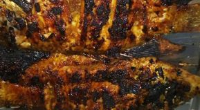 Resep Bumbu Ikan Gurame Bakar Madu Bumbu Rujak Pedas Manis Enak Ikan Bakar Resep Masakan