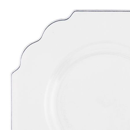 EGS95W6QRY 9.5 Marble Look Square White Plastic Dinner Plates | Going to the Chapel | Pinterest | Plastic plates  sc 1 st  Pinterest & EGS95W6QRY 9.5 Marble Look Square White Plastic Dinner Plates ...