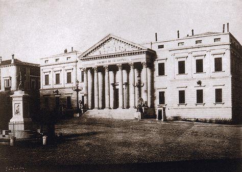 Congreso de los Diputados, 1853