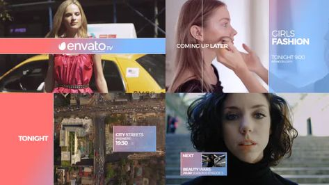 Broadcast Graphic Package by PixartStudios on Envato Elements