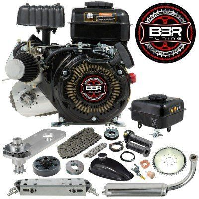 Bbr Tuning 79cc 212cc 4 Stroke The Beast Cnc Short Head Bicycle Engine Bicycle Engine Kit Powered Bicycle