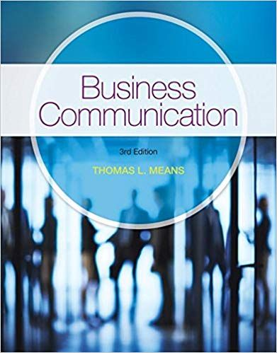 Isbn 13 978 1337403900 Isbn 10 1337403903 Delivery Can Be Download Immediately After Purchasing Version Pdf Word Business Communication Communication Ebook