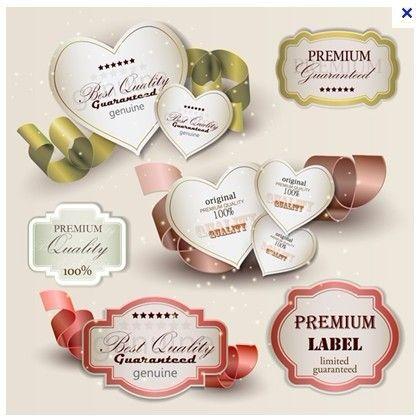 accepet-anysize-zelfklevende-hartvorm-geschenk-sticker-labels-en-etiketten-PET-kleurrijke-kartonnen-lege-gift-tag-3
