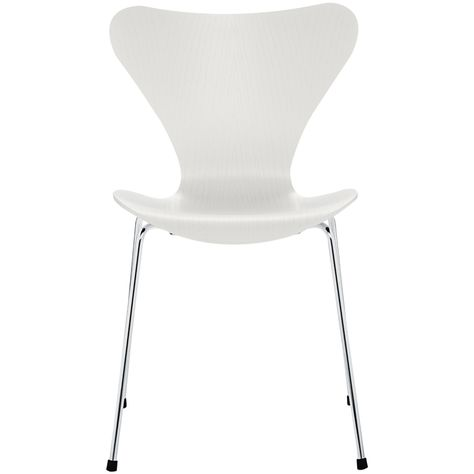 Series 7 3107 Chair White